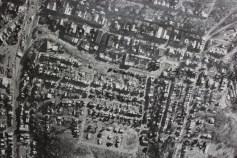 Aerial Photograph of Tamaqua, Borough Hall, Tamaqua, 1970s (94)