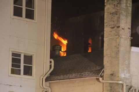 Apartment Building Fire, 45 West Broad Street, Tamaqua, 12-19-2015 (51)