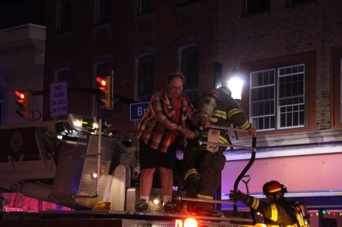 Apartment Building Fire, 45 West Broad Street, Tamaqua, 12-19-2015 (98)