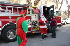 East End Fire Company Helps 27 Families for the Holidays, EE Fire Company, Tamaqua, 12-20-2015 (25)