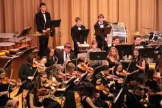 Holiday Concert via Gabriel Youth Orchestra, Lengel Auditorium, Pottsville MS (15)