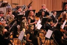 Holiday Concert via Gabriel Youth Orchestra, Lengel Auditorium, Pottsville MS (27)