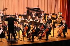 Holiday Concert via Gabriel Youth Orchestra, Lengel Auditorium, Pottsville MS (3)