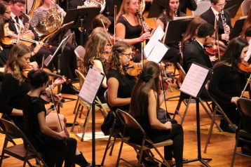 Holiday Concert via Gabriel Youth Orchestra, Lengel Auditorium, Pottsville MS (32)