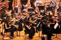 Holiday Concert via Gabriel Youth Orchestra, Lengel Auditorium, Pottsville MS (5)