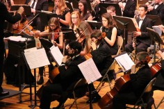 Holiday Concert via Gabriel Youth Orchestra, Lengel Auditorium, Pottsville MS (57)