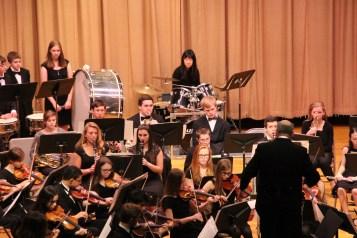 Holiday Concert via Gabriel Youth Orchestra, Lengel Auditorium, Pottsville MS (78)