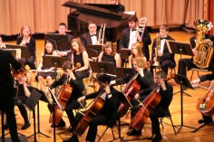 Holiday Concert via Gabriel Youth Orchestra, Lengel Auditorium, Pottsville MS (81)