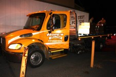 Hope's Towing and Collision Helps Deliver Holiday Hams for Salvation Army, Lehighton (16)