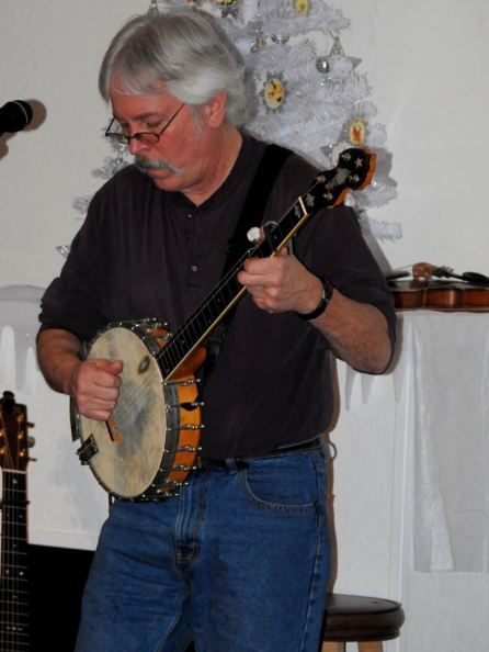 Jay Smar performs, Summit Hill Heritage Center, Summit Hill, 12-11-2015 (15)