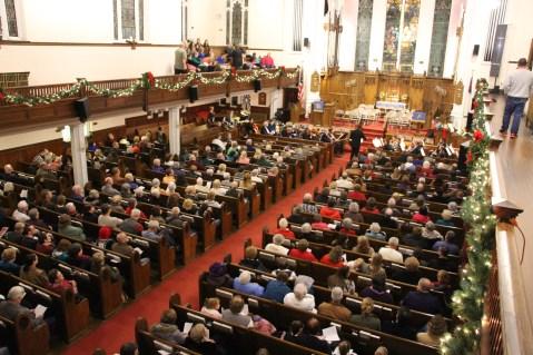 Lehighton Christmas Cantata, Zion UCC, Lehighton, 11-29-2015 (1)