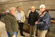 Ribbon Cutting for Renovations to Tamaqua Historical Society Museum, Tamaqua, 12-18-2015 (10)