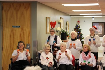 SA Bell Choir, St Luke's Hospital, Coaldale (23)