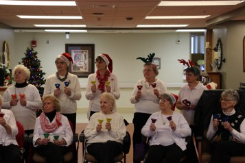 SA Bell Choir, St Luke's Hospital, Coaldale (25)