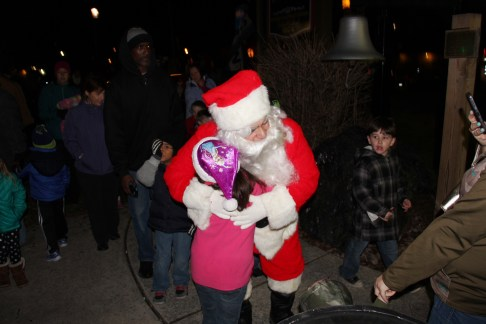 Santa Parade and Park Illumination, Depot Square Park, Tamaqua, 12-4-2015 (30)