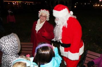 Santa Parade and Park Illumination, Depot Square Park, Tamaqua, 12-4-2015 (48)