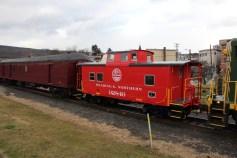 Santa Train Rides, via Tamaqua Historical Society, Train Station, Tamaqua, 12-19-2015 (113)