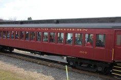 Santa Train Rides, via Tamaqua Historical Society, Train Station, Tamaqua, 12-19-2015 (116)