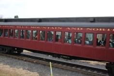 Santa Train Rides, via Tamaqua Historical Society, Train Station, Tamaqua, 12-19-2015 (117)