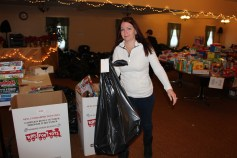 SCMCL Toys For Tots, Salvation Army, Distribution, Lehighton (19)