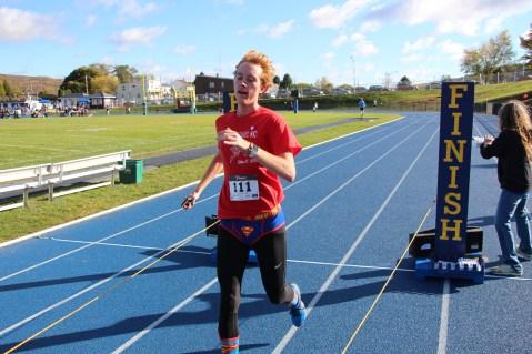 SubUrban 5k Run, Memory of Thelma Urban, TASD Sports Stadium, Tamaqua, 10-17-2015 (221)