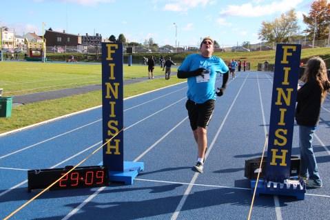 SubUrban 5k Run, Memory of Thelma Urban, TASD Sports Stadium, Tamaqua, 10-17-2015 (286)