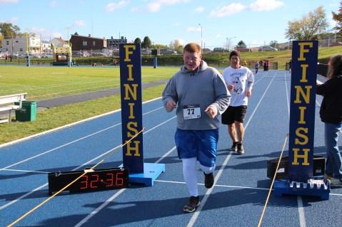 SubUrban 5k Run, Memory of Thelma Urban, TASD Sports Stadium, Tamaqua, 10-17-2015 (349)