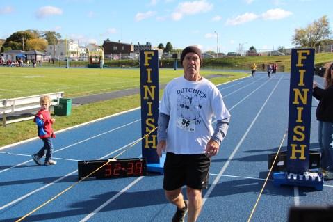 SubUrban 5k Run, Memory of Thelma Urban, TASD Sports Stadium, Tamaqua, 10-17-2015 (352)