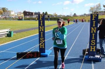 SubUrban 5k Run, Memory of Thelma Urban, TASD Sports Stadium, Tamaqua, 10-17-2015 (383)