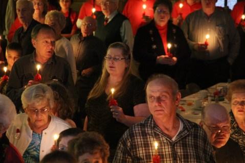 Tamaqua Community Advent Breakfast, Zion Evangelical Lutheran Church, Tamaqua, 12-12-2015 (133)