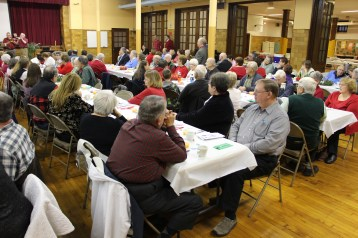 Tamaqua Community Advent Breakfast, Zion Evangelical Lutheran Church, Tamaqua, 12-12-2015 (31)