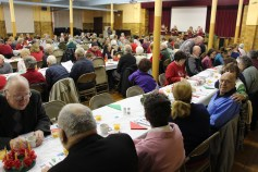 Tamaqua Community Advent Breakfast, Zion Evangelical Lutheran Church, Tamaqua, 12-12-2015 (5)