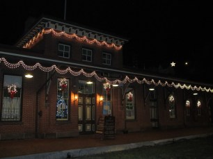 Tree Lighting, Spirit of Christmas Festival, Depot Square Park, Tamaqua, 12-6-2015 (64)