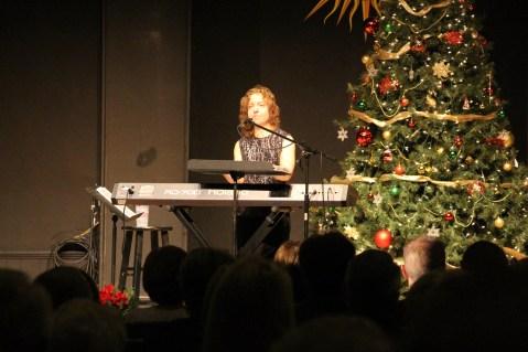 Voice Lifted, Susan Featro, Tamaqua Community Arts Center, Tamaqua, 12-6-2015 (20)