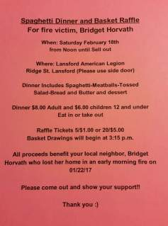 2-18-2017-spaghetti-dinner-for-fire-victim-bridget-horvath-of-lansford-at-american-legion-lansford