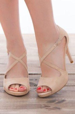 נעלי כלה בז'