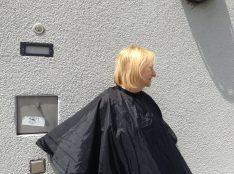 Haarschnitte nach Wunsch, vorher