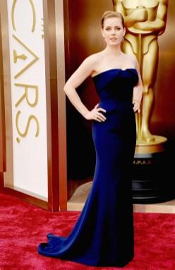 Amy Adams wearing Gucci Premiere
