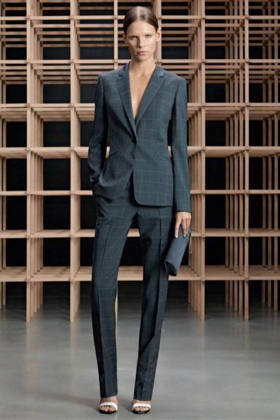 Boss Suit Pre-Fall 2015
