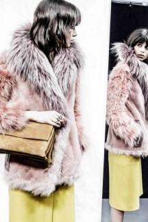 Lanvin Pastel Fur - Pre-Fall 2015