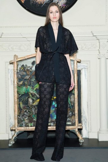 Roland Mouret Textured - Pre-Fall 2015