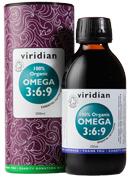 Viridian - Omega 3 6 9 Oil