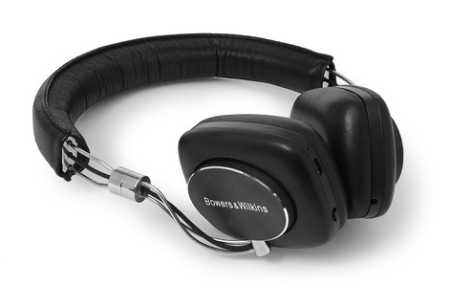 Bowers & Wilkins -P5W Leather-Covered Wireless Headphones