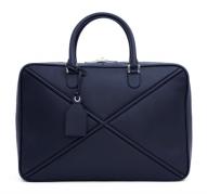 Loewe - Cross Soft Suitcase 45 Marine