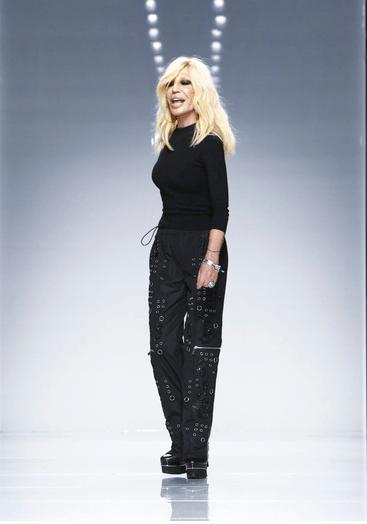 Versace Atelier - Couture S/S 16 Paris