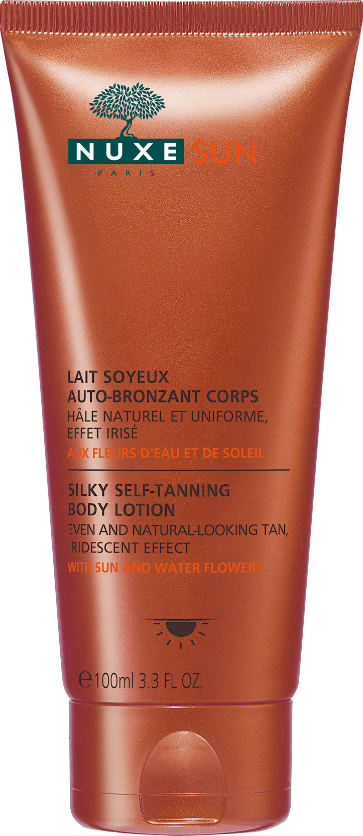 Nuxe Sun Silky Self Tanning Body Lotion
