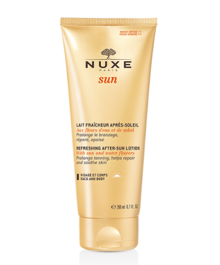 NUXE Sun Refreshing After-Sun Lotion for Face and Body