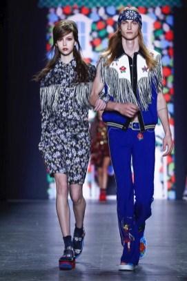 Anna Sui S/S 2017 - NYFW