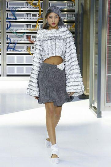 Chanel S/S 2017 - Paris FW 34