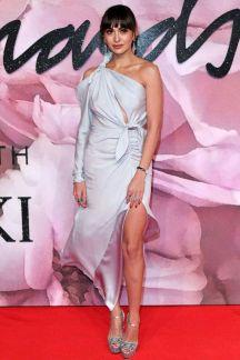 Zara Martin - British Fashion Awards 2016